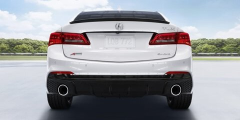 2018 Acura TLX Parking Sensors