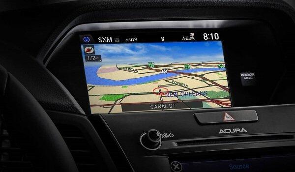 2017 Acura ILX Navigation