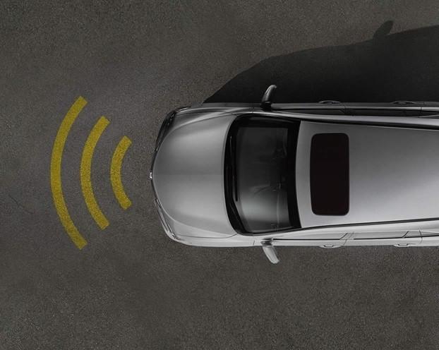 2018 Acura RDX Collision Mitigtation Braking System