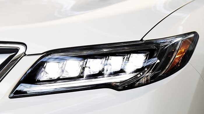 2018 Acura RDX Jewel Eye LED Headlight