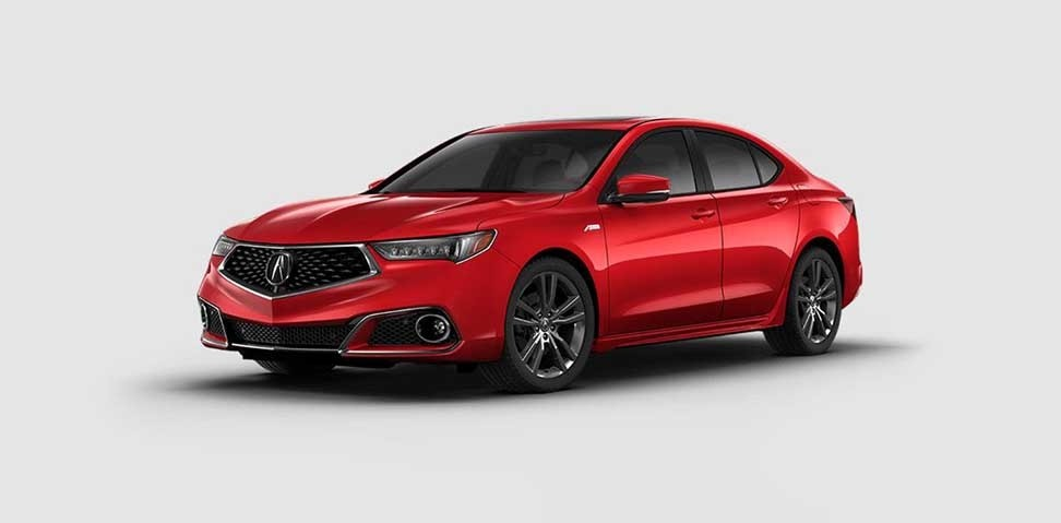 2018 Acura TLX A-SPEC Technology Package