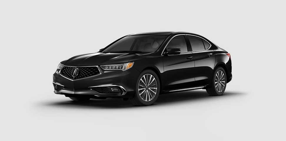 2018 Acura TLX Advance Package