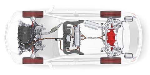 2018 Acura MDX Sport Hybrid System