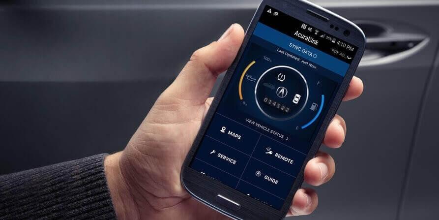 2018 Acura RDX AcuraLink