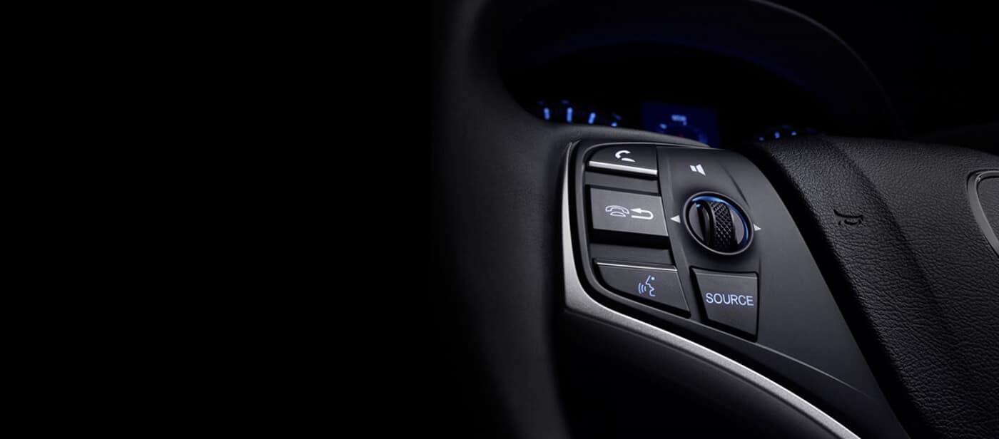 Bluetooth HandsFree steering button