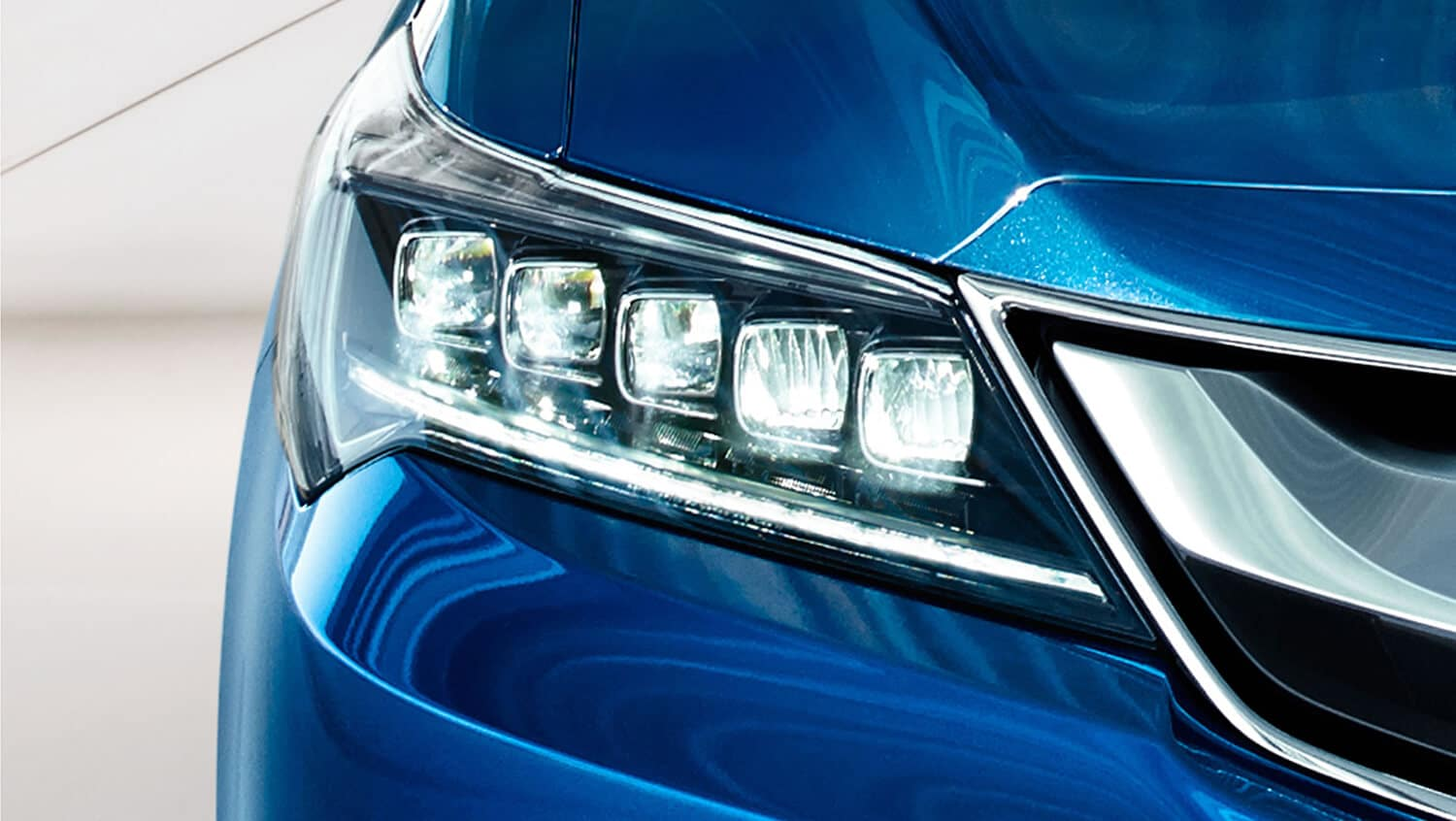 2018 Acura ILX Exterior Jewel Eye LED Headlights