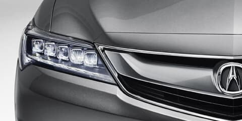 2018 Acura ILX Jewel Eye LED Headlights