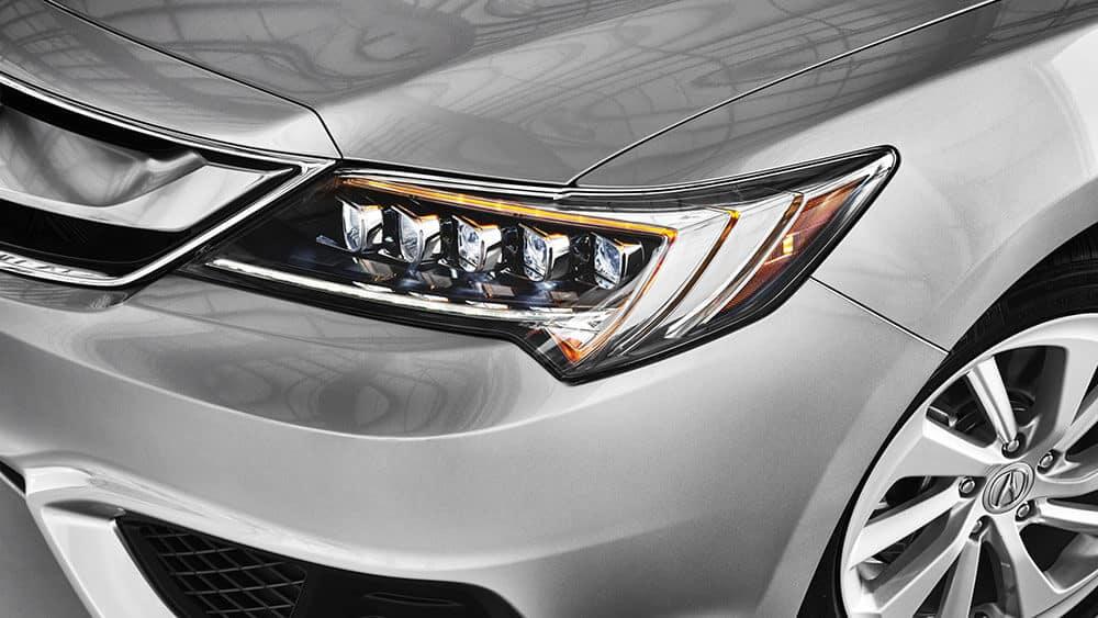 2018 Acura ILX Jewel Eye Headlights