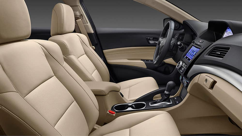 2018 Acura ILX Technology Plus Package Interior