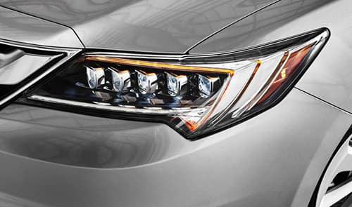 2018 Acura ILX Headlight
