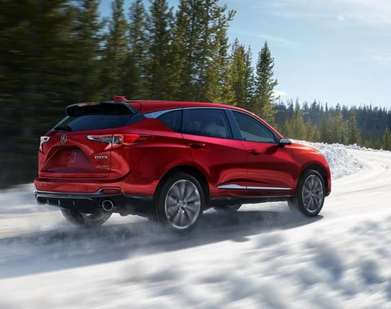 take a sneak peek at the redesigned 2019 acura rdx. Black Bedroom Furniture Sets. Home Design Ideas