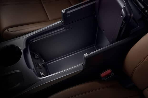 2018 Acura MDX Storage