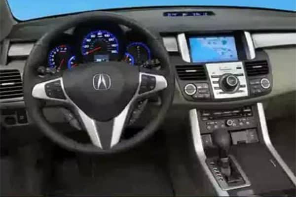 2009 Acura RDX Interior