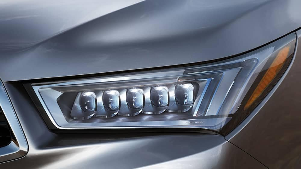 2018 Acura MDX Hybrid Headlight