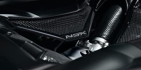2018 Acura NSX Acoustics