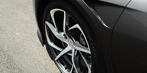 2018 Acura NSX Tire Pressure Monitoring System