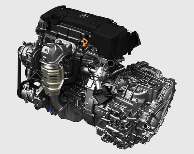 2018 Acura TLX Motor