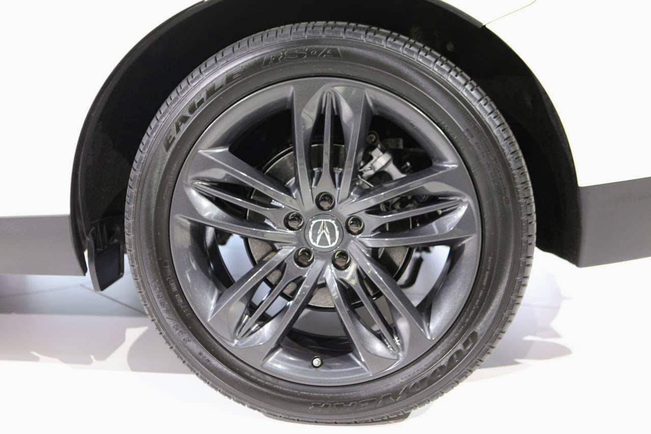 2019 Acura MDX A-Spec Wheel Detail