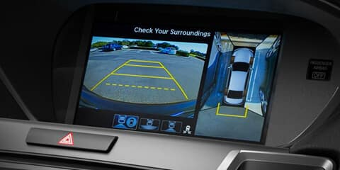 2019 Acura TLX Surround View Camera