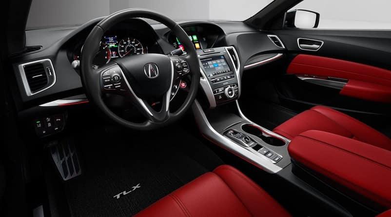 2019 Acura TLX Cabin