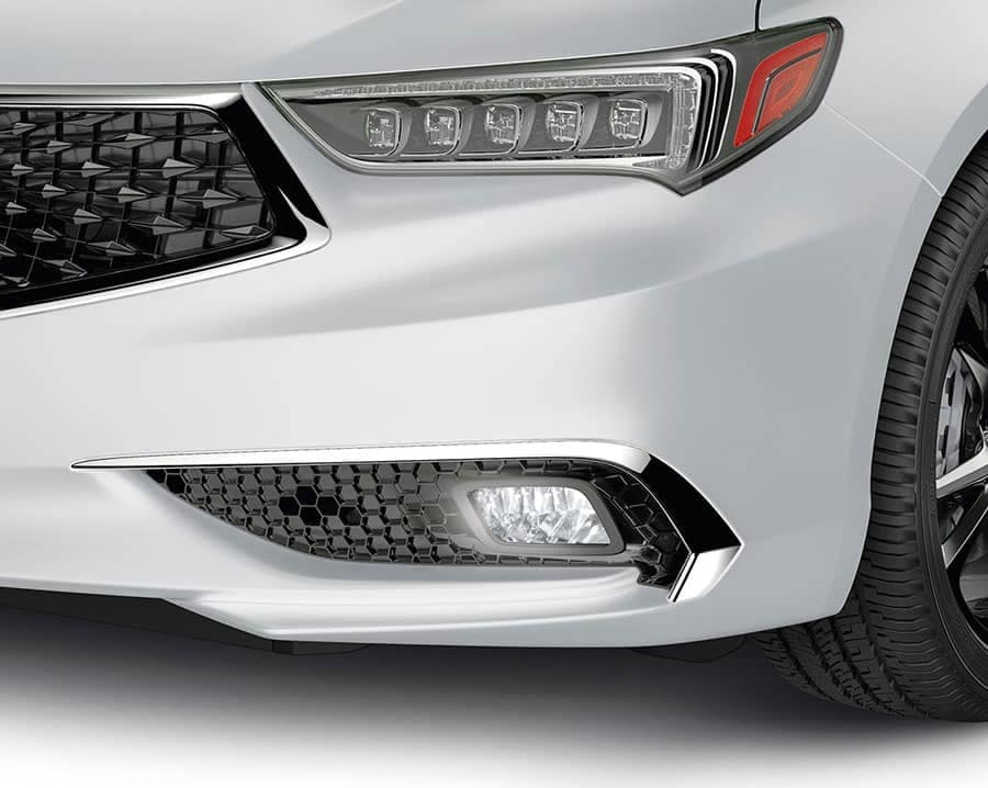 2019 Acura TLX LED Fog Lights Accessory