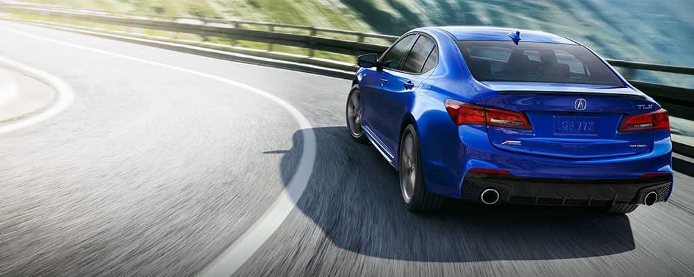 2019 Acura TLX SH AWD