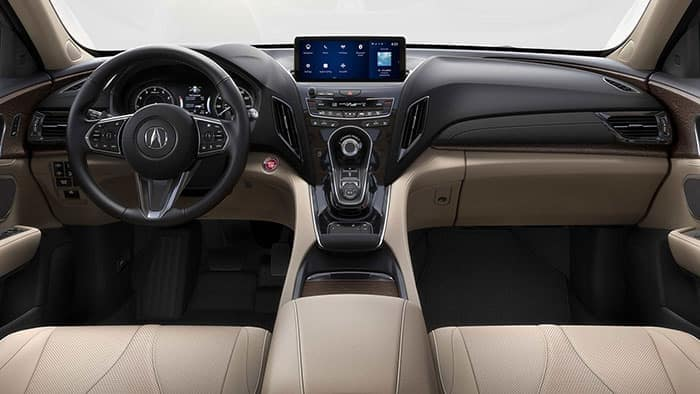 2019 Acura RDX Interior Cockpit