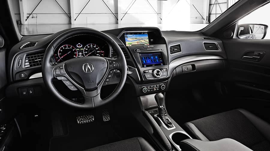 2018 Acura ILX with Technology Plus and A-Spec Packages