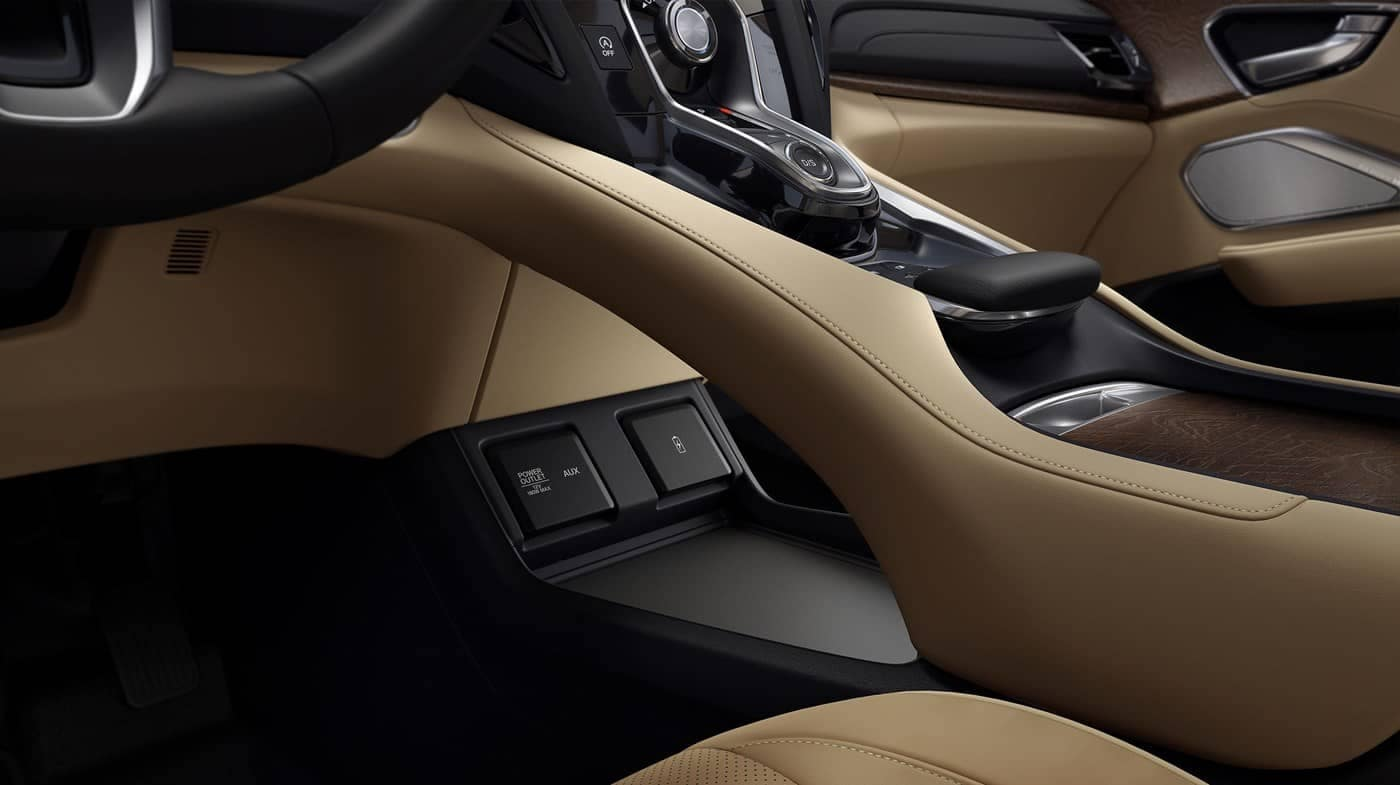 2019 Acura RDX Interior Storage