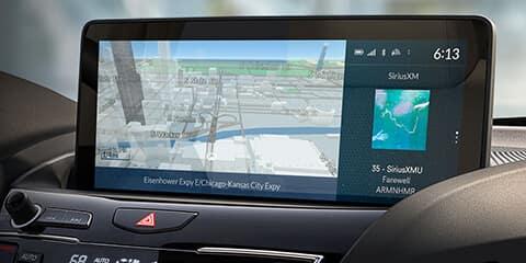 2019 Acura RDX Acura Navigation System