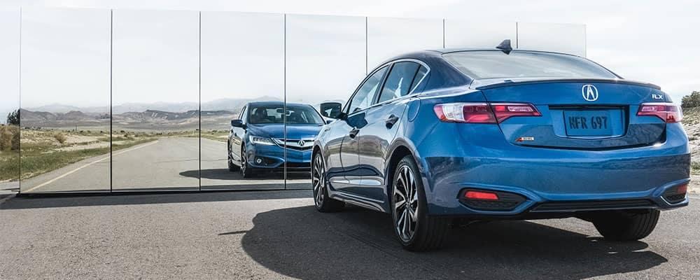 2018 Acura ILX mirror