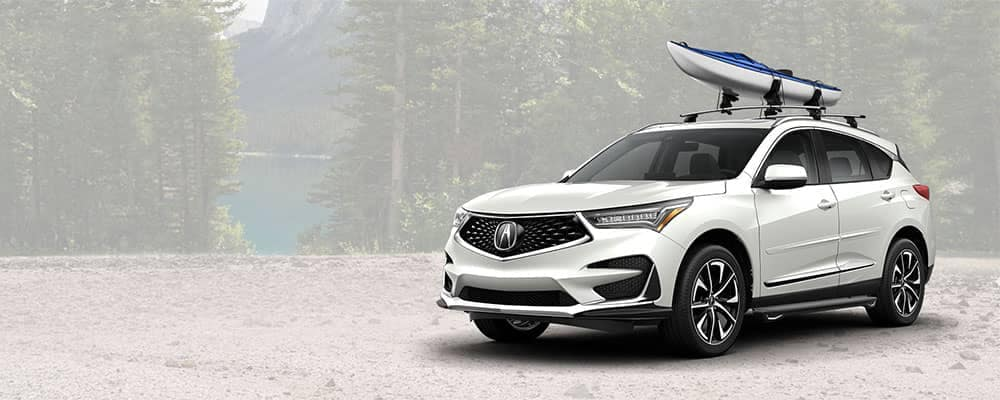 Acura RDX Accessories - 2018 acura rdx roof rails