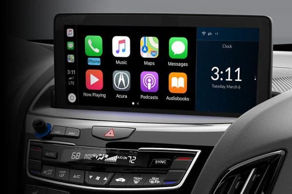 2019 Acura RDX Apple CarPlay