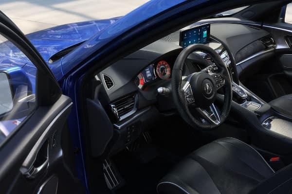 2019 Acura RDX keyless entry