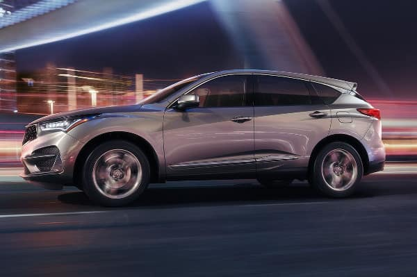 2019 Acura RDX with Advanced Package