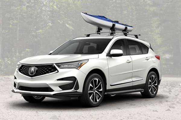 2019 Acura RDX with accessories