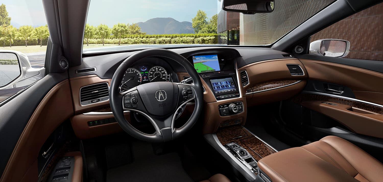 2019 Acura RLX Interior Cockpit