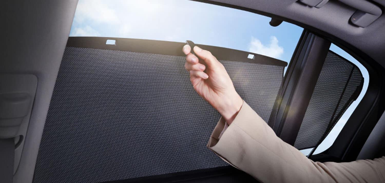 2019 Acura RLX Interior Sun Shades
