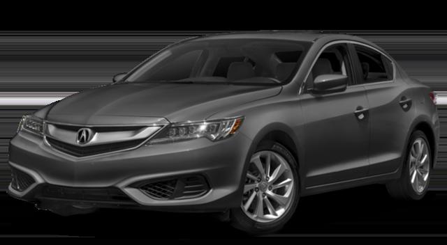 2018 Acura ILX Gray