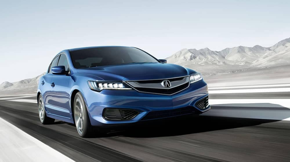 2018 Acura ILX Driving