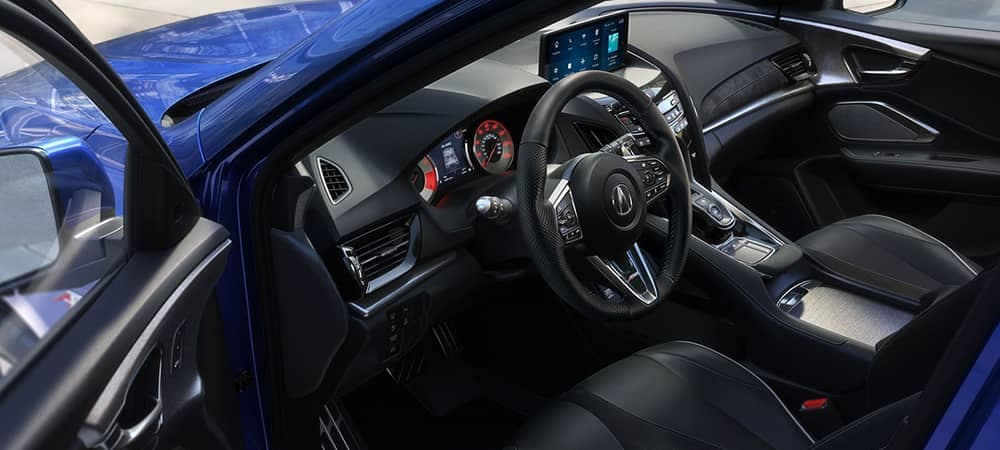 2019 Acura RDX Steering Wheel