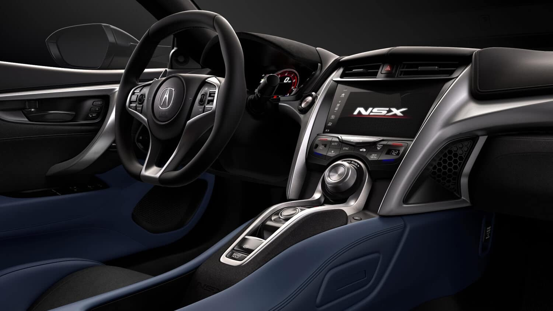 2019 Acura NSX Interior Passenger Side