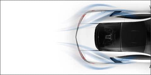 2019 Acura NSX Aerodynamics