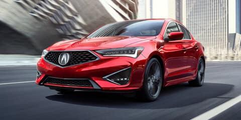2019 Acura ILX A-Spec Exterior Design