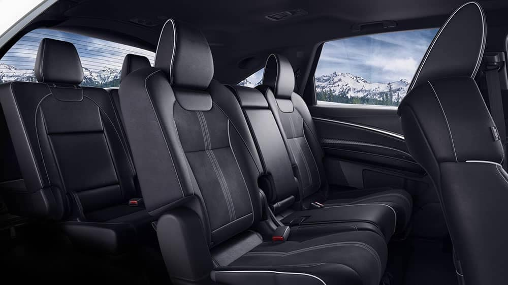 2019 Acura MDX Space