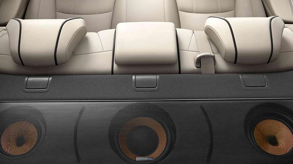 2019 Acura RLX Audio