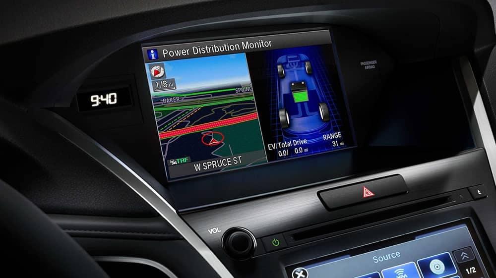 2019 Acura RLX Navigation