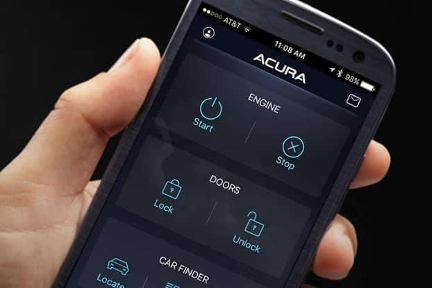 2019 Acura ILX Acuralink