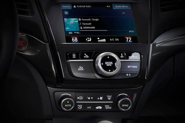2019 Acura ILX Climate Control