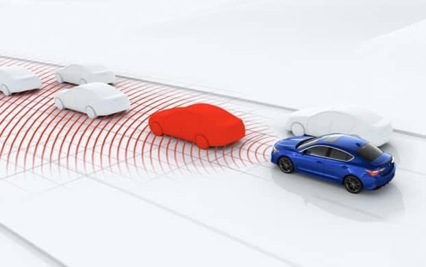 2019 Acura ILX Collision Mitigation